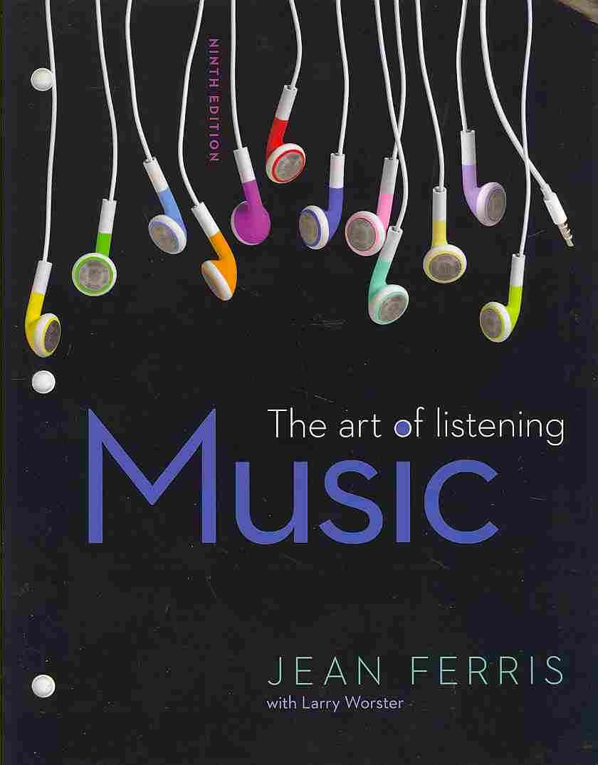 Music By Ferris, Jean/ Worster, Larry